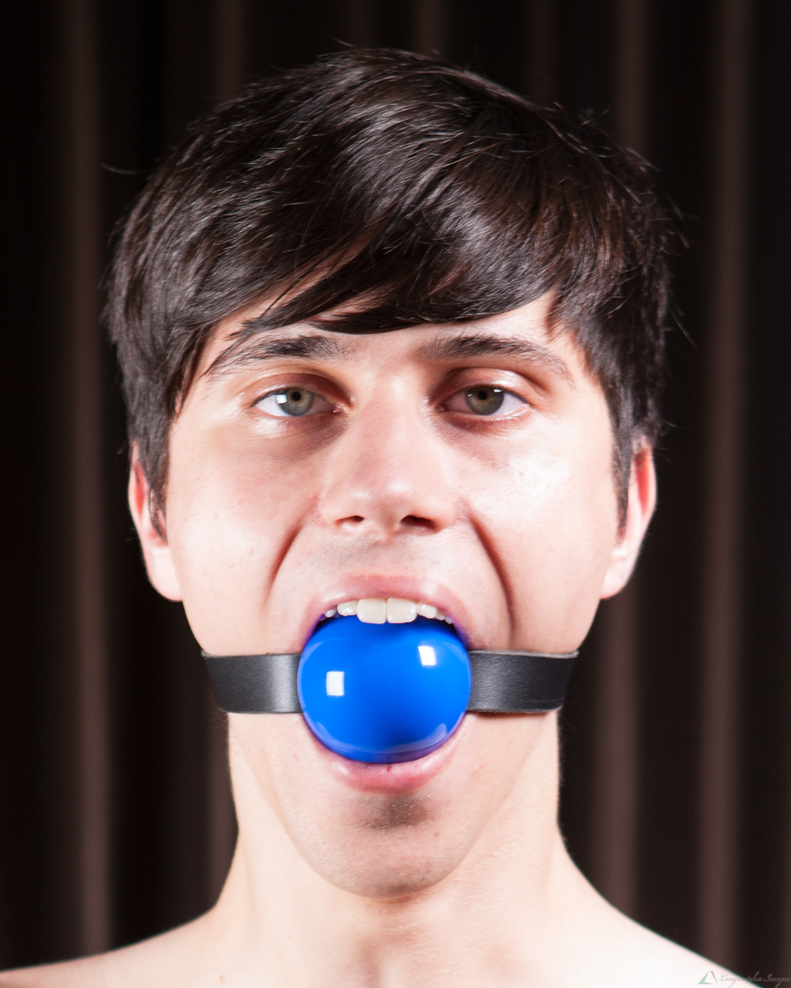 child wearing a ball gag Amazon.com